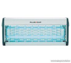 Plus ZAP PZ80W 80W-os UV fénycsöves, ALU házas elektromos rovarcsapda (rovarölő), 2 x 40 W (hatókörzet kb. 240 m2)