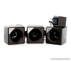 Ultrasonic US1200 hálózati 230V ultrahangos nyestriasztó (patkányriasztó, egérriasztó, rágcsálóriasztó) 1200m2