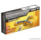 Geomag Mechanics 28 darabos mágneses építőjáték