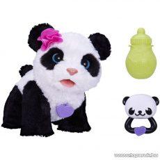 FurReal Friends PomPom pandabébi, interaktív plüss panda