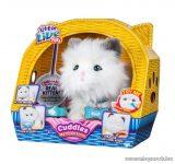 Little Live Pets: Álmaim cicusa plüssfigura, interaktv plüss cica (tenyérnyi simuló álomcicus)