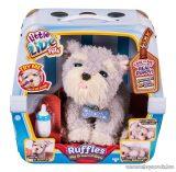 Little Live Pets: Álmaim kutyusa Borzi plüssfigura, interaktv plüss kutya