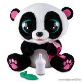 YOYO, az interaktív bébi panda interaktív plüssfigura