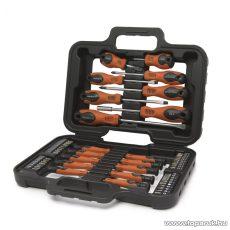 Handy 58 db-os csavarhúzó készlet táskában (10742)