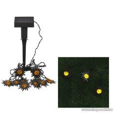 LED-es szolár füzér szett (Amulett) 10 db LED, 320 cm (11423) - készlethiány
