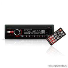 Carguard 39702 autórádió, MP3 lejátszó funkcióval, FM tunerrel és SD/MMC/USB olvasóval + távirányító