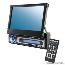"""Carguard Multimédia autórádió, fejegység DVD lejátszóval 7""""-os LCD kijelzővel (39703) - megszűnt termék: 2018. január"""