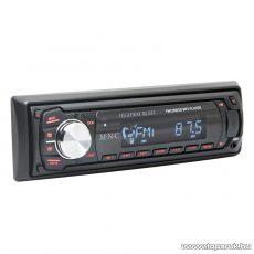 M.N.C Highway Rush INNOCD MP3-as autórádió fejegység USB/SD/MMC kártyaolvasóval, fekete (39711BK)