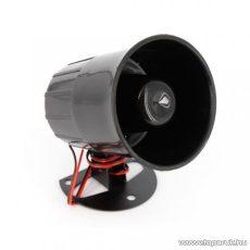 Carguard SIN002 kiegészítő autóriasztó sziréna, 20W (55070)
