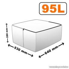 Ágy alatti tároló, 53 x 64 x 28 cm, 95 L (57002) - készlethiány