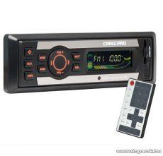 Carguard MP3 lejátszós fejegység FM tunerrel és SD/USB olvasóval (39701)