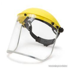 Handy Arcvédő plexi pajzs, sárga (10373)