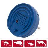 ISOTRONIC Kártevő és rovar riasztó variálható frekvenciával (55646)
