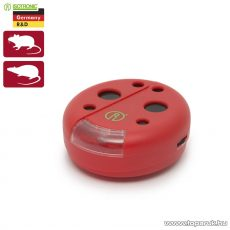 ISOTRONIC L1 Beetle Elemes rágcsálóriasztó LED lámpával (max. hatókörzet 30 m2) (55652)