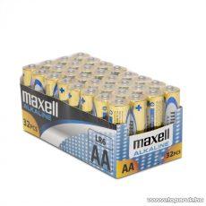 Maxell 18720S Power Pack Ceruza elem, 1,5V, (AA, LR6 méret), 36 db / csomag