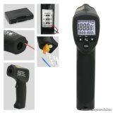 Maxwell Digitális K típusú és infrared hőmérő mérőműszer (25904)