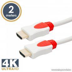 delight 3D Digitális multimédia HDMI kábel, 2 m (20422)