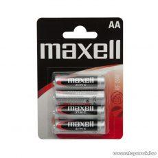 maxell Ceruza elem, AA, R6 Zn, 1,5 V, 4 db / csomag (18710B)