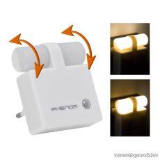 Phenom LED-es irányfény fényérzékelővel, meleg fehér, 1W (20259) - megszűnt termék: 2015. január