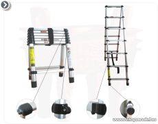 2M - Kettes teleszkópos létra (YD-2-1-2B) - készlethiány, jelenleg nem vásárolható!