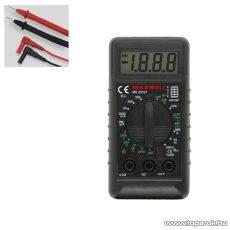 Maxwell MX-25 107 Digitális multiméter elemteszt funkcióval (25107) - készlethiány