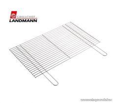 Landmann 0189 Grillrostély, krómozott, 67 x 40.5 cm