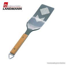 Landmann 0299 INOX GASTRO Időtálló rozsdamentes acél grill húsforgató lapát - készlethiány