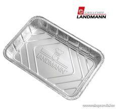 Landmann 0312 Alumínium olajfogó tálca, 10 db-os