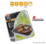 Landmann 0600 EXPRESS egyszer használatos kemping grill készlet (2-3 személyes)