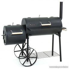 Landmann 11093 Grand Tennessee Smoker BBQ Party grillkocsi, GRILL lokomotív - készlethiány