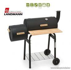 Landmann 11094 Grill lokomotív, party grillkocsi (6 személyes) - készlethiány