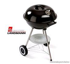 Landmann 11317C Faszenes 3 lábú gömbgrill, fix polccal (4 személyes) - megszűnt termék: 2015. március