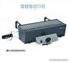 Landmann 12900 Gáz balkongrill (4 személyes) - készlethiány