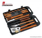Landmann 13373 Party grillkészlet kofferban, 18 darabos