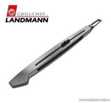 Landmann 13451 INOX SELECTION Időtálló rozsdamentes acél kivitelű grillfogó, grillcsipesz