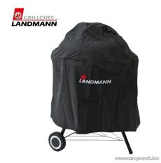 Landmann 14336 BASIC Black Pearl grillhuzat, grillkocsi védőtakaró, 66 x 55 cm