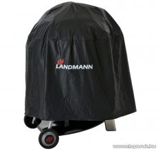 Landmann 14339 Grillhuzat gömbgrillhez, grillkocsi védőtakaró, 66 x 55 cm