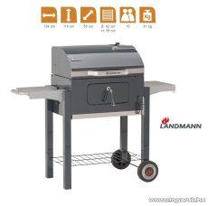 Landmann 31400 DORADO faszenes party grillkocsi (10 személyes)