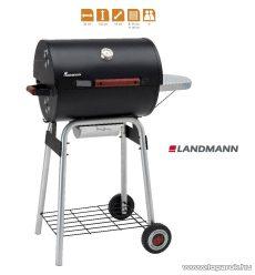 Landmann 31420 Black Taurus 440 faszenes party grillkocsi (6 személyes)