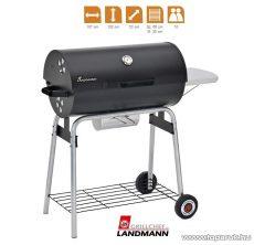 Landmann 31421 Black Taurus 660 faszenes party grillkocsi (10 személyes)