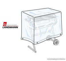 Landmann 70220 Szögletes grillhuzat, 80 x 80 x 45 cm
