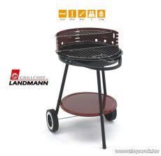 Landmann 0660 Faszenes 3 lábú körgrill, fix polccal (6 személyes)