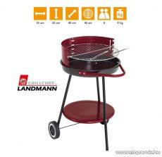 Landmann 0662 Faszenes 3 lábú körgrill, fix polccal (8 személyes) - készlethiány