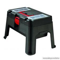 NOU Fellépő szék tárolórekesszel, 500 x 330 x 320 mm (10936) - készlethiány