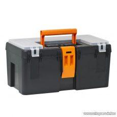 Handy Műanyag szerszámtartó láda, 400 x 230 x 200 mm (10922)