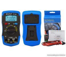 HOLDPEAK 36K Digitális multiméter, VDC, VAC, ADC, AAC, ellenállás, kapacitás, frekvencia, dióda mérőműszer