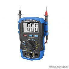 HOLDPEAK 37A Digitális multiméter, VDC, VAC, ADC, ellenállás, hőmérséklet, dióda mérőműszer