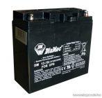 DiaMec 12V, 18Ah Zselés, ólom akkumulátor, gondozásmentes szünetmentes akku