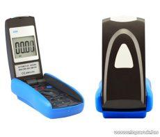 HOLDPEAK 6300 Gépjármű diagnosztikai mérő műszer, 4-5-6-8 hengeres autókhoz, RPM, zárási szög, impulzus, hőmérséklet mérése