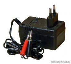 HOLDPEAK 6300A Kiegészítő hálózati töltő a HOLDPEAK 6300A típusú műszerhez, 12VDC, 500mA